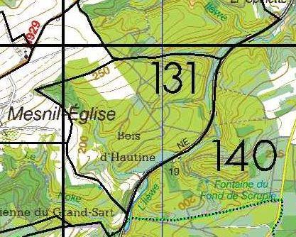 Chasse d'Hautinne