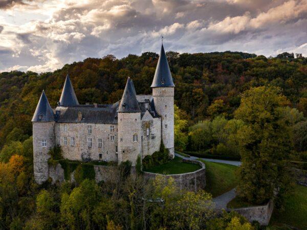 Castle of Vêves-Celles